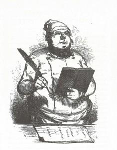 Kochbuch schreiben, Foto: Madame Renard