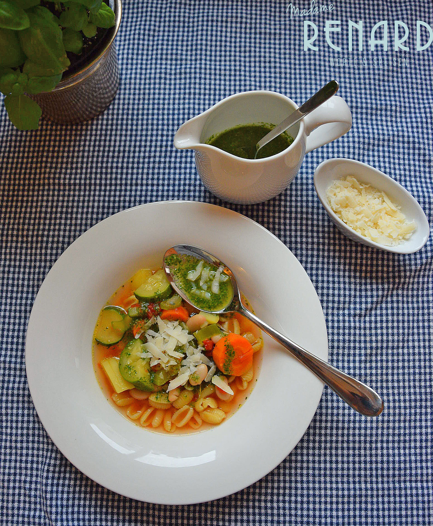 Gemüsesuppe-MadameRenard