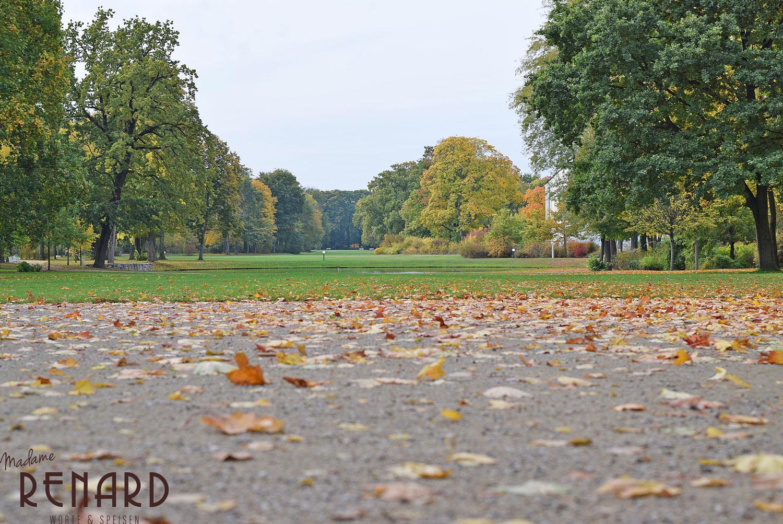Schlosspark Oranienburg, Foto: Madame Renard