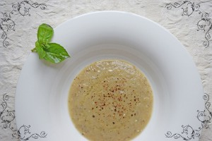 Anregende Topinambur-Suppe