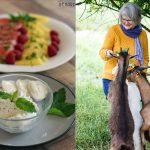 Sommergenuss Ziegenkäse – ein Rezept und eine Kochbuch-Verlosung